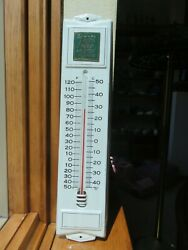 New York New Haven and Hartford Railroad Thermometer $35.00