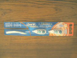Oral B Cross Action Power Replacement Brush Heads Whitening 2 Each $9.49