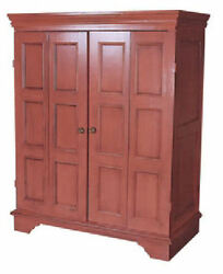 Crown Prince ENTERTAINMENT CENTER 25 Country Paints Old World Stains New