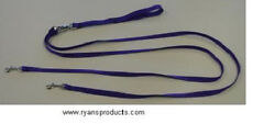 SMALL DOUBLE DOG LEASHES 5 8quot; x 6#x27; NYLON $9.99