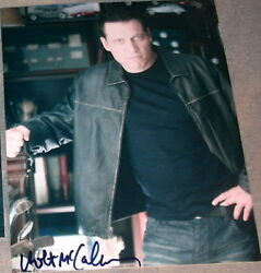 HOLT MCCALLANY SIGNED AUTOGRAPH