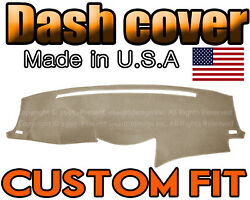 fits 2004-2009  LEXUS RX 300 330 350  DASH COVER MAT DASHBOARD PAD    BEIGE  $43.90