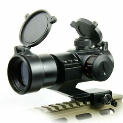 Tactical Reflex Stinger 4 MOA Red Green Dot Sight Scope with PEPR Rail Mount $31.95