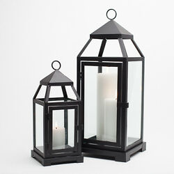 Richland Metal Lanterns Contemporary Set of 6 Home Event amp; Wedding Decor $139.99