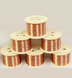 Copper Wire   Jewelry Grade  For Jewelry Making Hobby craft  Made In USA