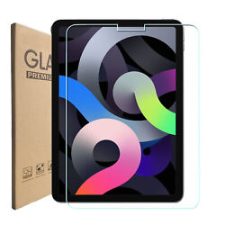 Tempered glass screen protector for iPad 10.2 9.7 7th 5th 6th Air Pro Mini 234
