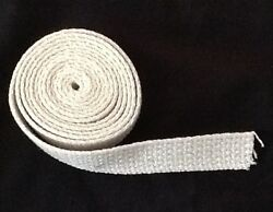Cotton 3 4quot; Flat Wick 5#x27; Oil Lamp Wick Lantern Wick Made in the USA $6.75