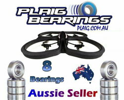 Parrot AR Drone Bearing Kit 8 Upgrade the Standard Bushes Increases Battery AU $16.90