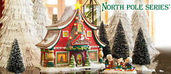 Department 56 North Pole and Snow Vilage