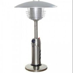 Outdoor Propane Table Top Yard Patio Heater Burner Garden Burning Gas Firepit