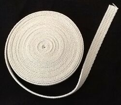 1 2quot; Flat Cotton Wick USA 15 Foot Oil Lamps and Lanterns New Made in USA $10.00