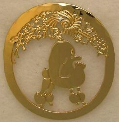 Poodle Jewelry Show Poodle Large Pin by Touchstone Dog Designs $42.50