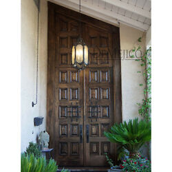 Stunning Hand-Carved Solid Wood Doors from Monarch Custom Doors 72
