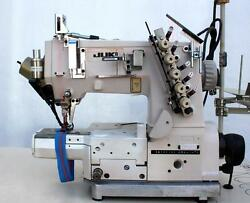 UNION SPECIAL CS132H01 2-Needle 4-Thread Coverstich Industrial Sewing Machine