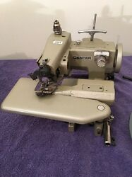 Center CM3-200S Industrial Commercial Blind Hem Sewing Machine