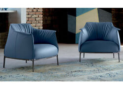 Poltrona Frau chairs and sofas Archibald Gran Comfort design armchairs 5506120