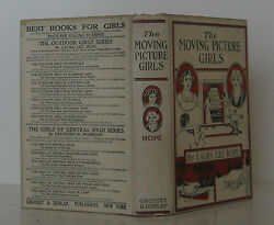 LAURA LEE HOPE The Movie Picture Girls FINE EARLY PRINTING