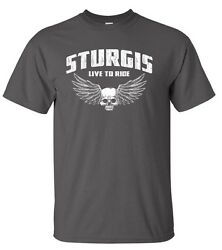 STURGIS T shirt Harley Davidson Bike Week $12.95