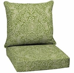 Cushion Deep Chair Seat Outdoor Furniture Wicker Patio Seating Replacement Solid