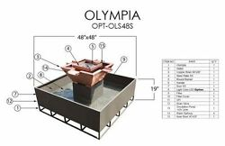 Olympia Square Fire Pit