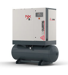 FS-Curtis NxB-4 5-HP 60-Gallon Rotary Screw Air Compressor $5,732.00