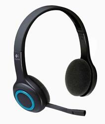 Logitech H600 Over-The-Head Foldable Wireless Computer Headset