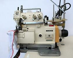 UNION SPECIAL SP161 1-Needle 3-Thread Serger Industrial Sewing Machine 110V