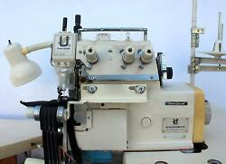 UNION SPECIAL SP161 1-Needle 3-Thread Overlock Serger Industrial Sewing Machine