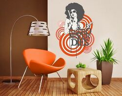 Retro Never Dies Wall Decal Stickers $29.95