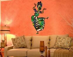 Ethnic Dance Wall Decal Stickers $19.95