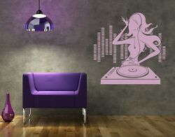 DJane highest quality wall decal stickers $39.95