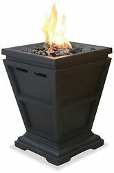 Lp Gas Outdoor Fireplace - Table Top