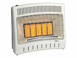 Thermostat Control 27000 BTU Infrared Radiant LP Gas Vent Free Heater $385.37