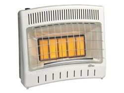 Manual Control 30000 BTU Infrared Radiant NG Vent Free Heater $326.87