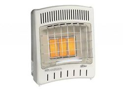 Thermostat Control 18000 BTU Infrared Radiant NG Vent Free Heater $337.41