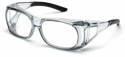 Elvex OVR Spec II Safety Glasses with Translucent Frame and Clear Lens $8.19