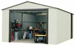 Murrayhill 12x31 Shed - Coffee  Almond and High Gable