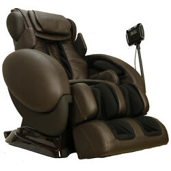 Infinity IT-8800 Brown leather Massage Chair Factory REFURB GRADE A