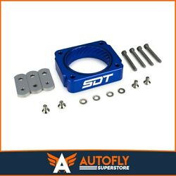 Ford Mustang GT Crown Victoria Blue Throttle Body Spacer Kit