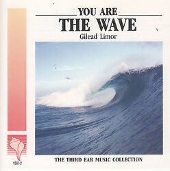 You Are the Wave by Gilead Limor CD 1989 Third Ear Electronic New Age Relax $3.99