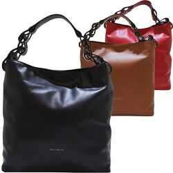 Bag Bag Coccinelle real leather Online Fanny a handle XP0130101