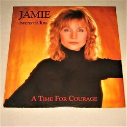 JAMIE OWENS-COLLINS ~ A Time For Courage ~ nm 12