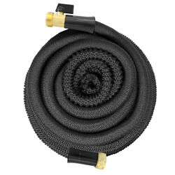 Big Boss Xhose Pro DAC 5 Expandable Garden Hose with Brass Fittings 4 Sizes $19.99