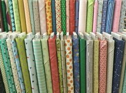 Clearance Fabrics On the Bolt Priced by the Half Yard OR Panel $3.33