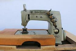 UNION SPECIAL 56700 JZ  2-Needle 4-Thread Chainstitch Industrial Sewing Machine