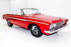 1963 Plymouth Fury 426 Max Wedge 1963 Plymouth Fury 426 Max Wedge Automatic Convertible