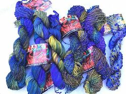 GREAT ADIRONDACK YARN - MISS RITA'S SHORT ROW SHAWL KIT