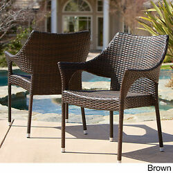 Rattan Garden Furniture Outdoor Wicker Patio Chairs Seat Cheap Set Deck Sale New