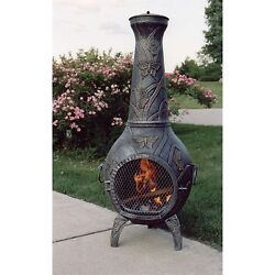 Chiminea Cast Iron Chimenea for Patio Decorating Ideas for Backyard Party Fun