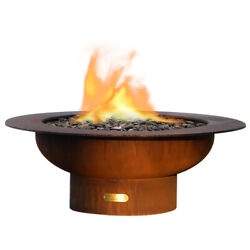 Fire Pit Art Saturn Fire Pit Electronic Ignition Propane